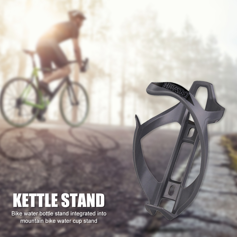 PC Plastic Bike Bicycle Water Bottle Cage Bracket Holder Cycling Accessory ✼
