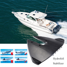 HydroFoil Stabilizer For Outboard & Sterndrive Lower Unit 40Hp To 350Hp