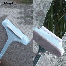Brush Cleaning Window-Cleaner Dust-Removal-Brush Washing Household Double-Side for Multifunctional