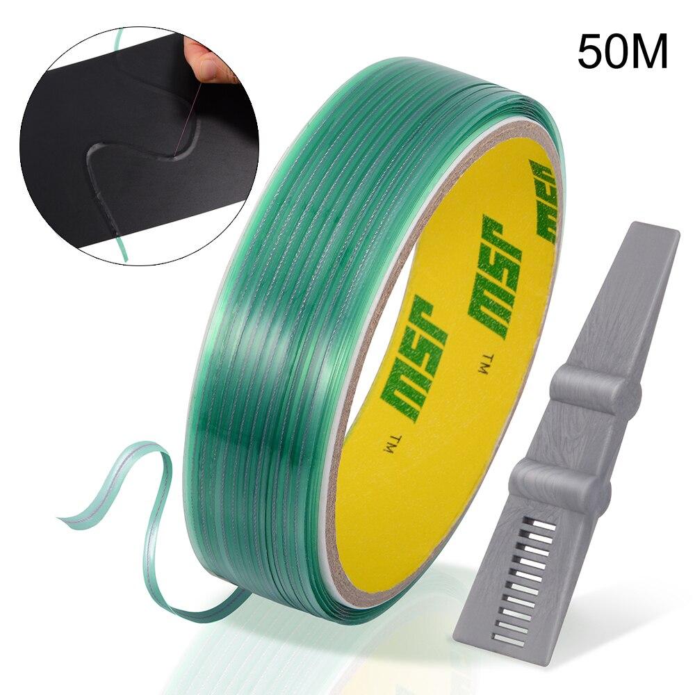 5M Vinyl Car Wrap Knifeless Tape Car Stickers Cutting Tool Vinyl Film Tape XU