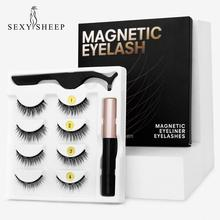Makeup-Tool Eyelash Short Liquid 3D Handmade Lasting Waterproof