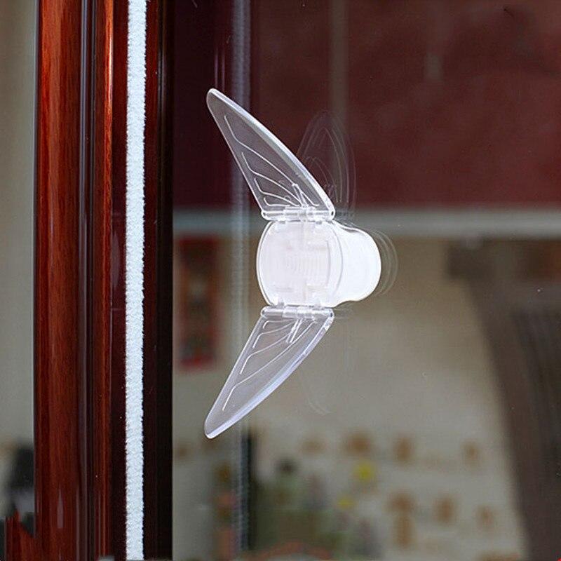 Creative Baby Safety Lock Butterfly Sliding Windows Cabinet Locks Security Locks