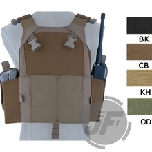 Plate Carrier Bulletproof Vest Tactical-Vest Fits-Chest-Rig Emerson Hunting-Shooting