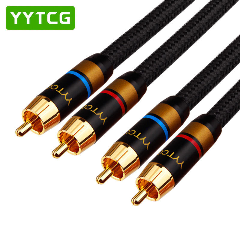 1Set Gold Plated USB A B Type A-B Plug DIY DAC Cable DAC Audio HiFi Acoustic