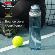 Bounce-Cover Tritan-Cup Water-Running-Bottle Naturehike Fitness-Kettle Sport 750ml 600ml