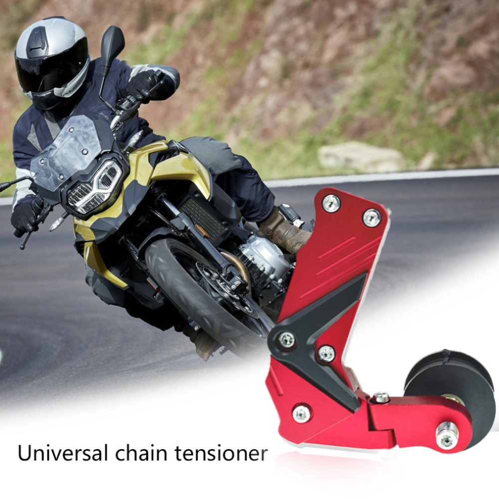 Motorcycle Chain Adjuster Tool Automatic Motocross Refit Racing Modified Accessories Universal Tensioner Winbang Chain Adjuster Tool
