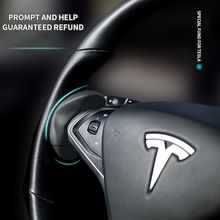 Driving Model Steering-Wheel-Booster Autopilot FSD TESLA S-X-Counterweight 3-Y Assisted