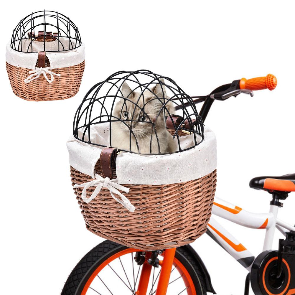 best bike basket for small dog