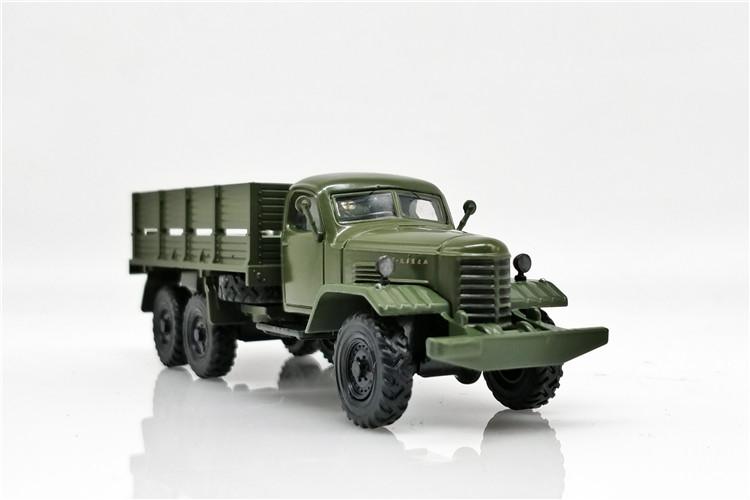 XCarToys 1:64 JieFang Truck Type74 Rocket MineLayer Vehicle Diecast Model Car