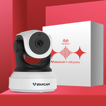 Vstarcam Ip-Camera C7824wip-Wifi Mobile-View Night-Vision Surveillance IR 720P Original
