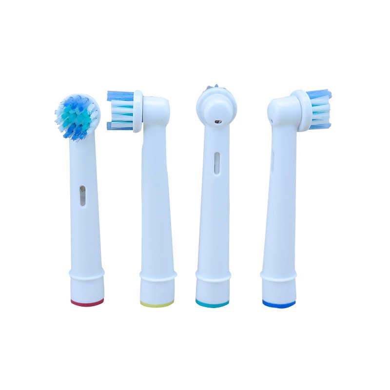 Изобретение электрической зубной щетки