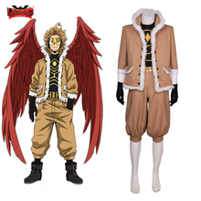 Cosplay Costume Wing Hawks Boku Academia Custom-Made My-Hero Hokusu