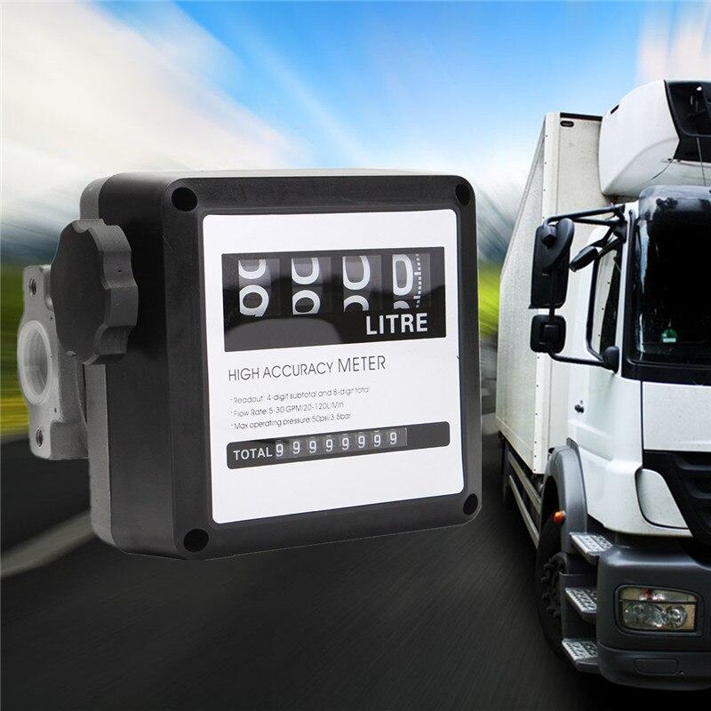 gr/ün Ytian Universal Digital Anzeige Voltmeter wasserdichte Spannungsmesser LED f/ür DC 12V-24V Auto Motorrad Auto LKW