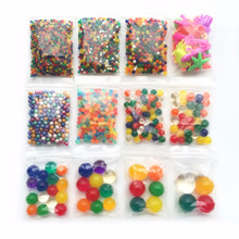 Toy Crystal-Ball-Decoration Hydrogel-Balls Water-Beads Pearl-Shape Orbiz Grow-Up 12-Size