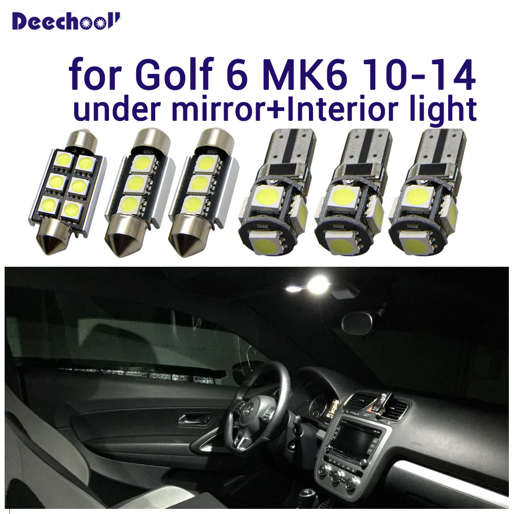 1x Alfa Romeo GT Bright Xenon White 8SMD LED Canbus Number Plate Light Bulb