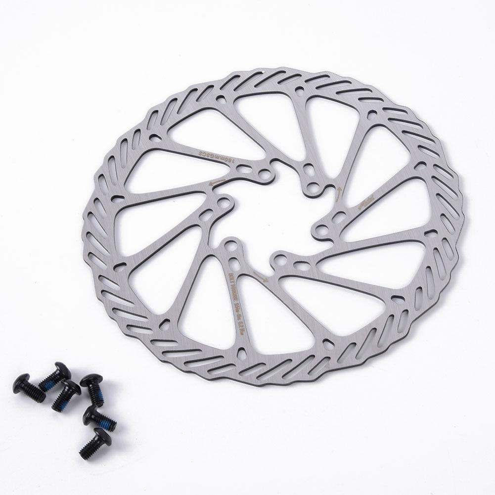 6pcs 140//160//180//203mm Road Bike Bicycle Aluminum Alloy Disc Brake Rotor Bolt
