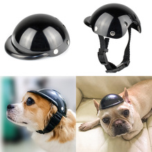 Dog-Helmets Costumes Pet-Protect Cats Motorcycles for with Sunglasses Cool ABS Fashion