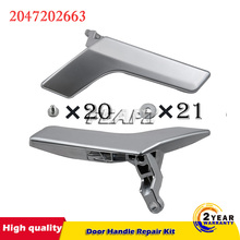 Repair-Kit S204 Door-Handle Interior Mercedes-Benz W204 Car-Right-Inner Matte Fit-For