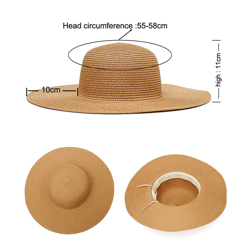 Custom Sun Hat For Women/'s Summer Hat Personalized Embroidery Text Name Flamingo Straw Hat Beach Hat Female Sunshade Caps
