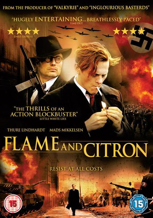 弗莱蒙与希特伦海报