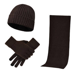 SHat Scarf Gloves-Set...