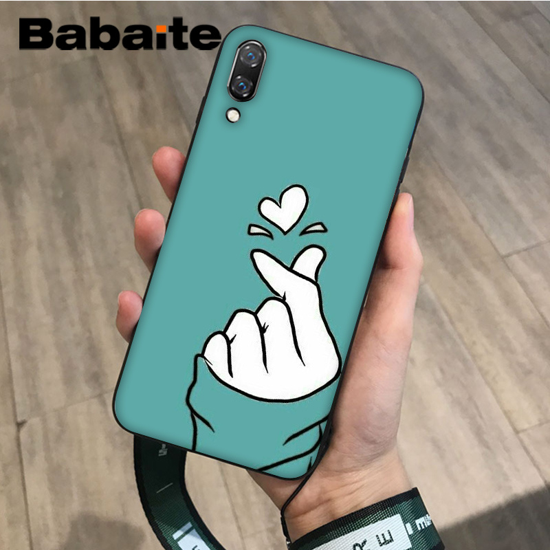 Finger than heart