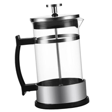 Coffee-Maker French-Press Serve Stainless-Steel Household Small 12-Ounce And 1-Cup/2-Cup
