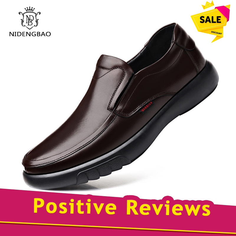 Leather Casual Shoes Luxury Brand Men Loafers Moccasins Comfort Breathable Slip on Soft Driving Shoes Plus Size 38-47 zapatillas