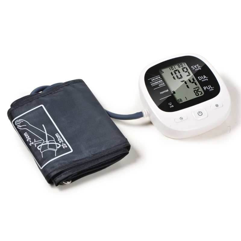 Automatic <font><b>Blood</b></font> <font><b>Pressure</b></font> Beat Pulse Tonometer Sphygmomanometers
