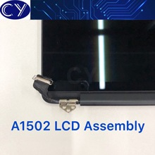Full-Display-Assembly Macbook A1502 Retina for Pro Full-Set Later 2678/2875 Mid EMC 13