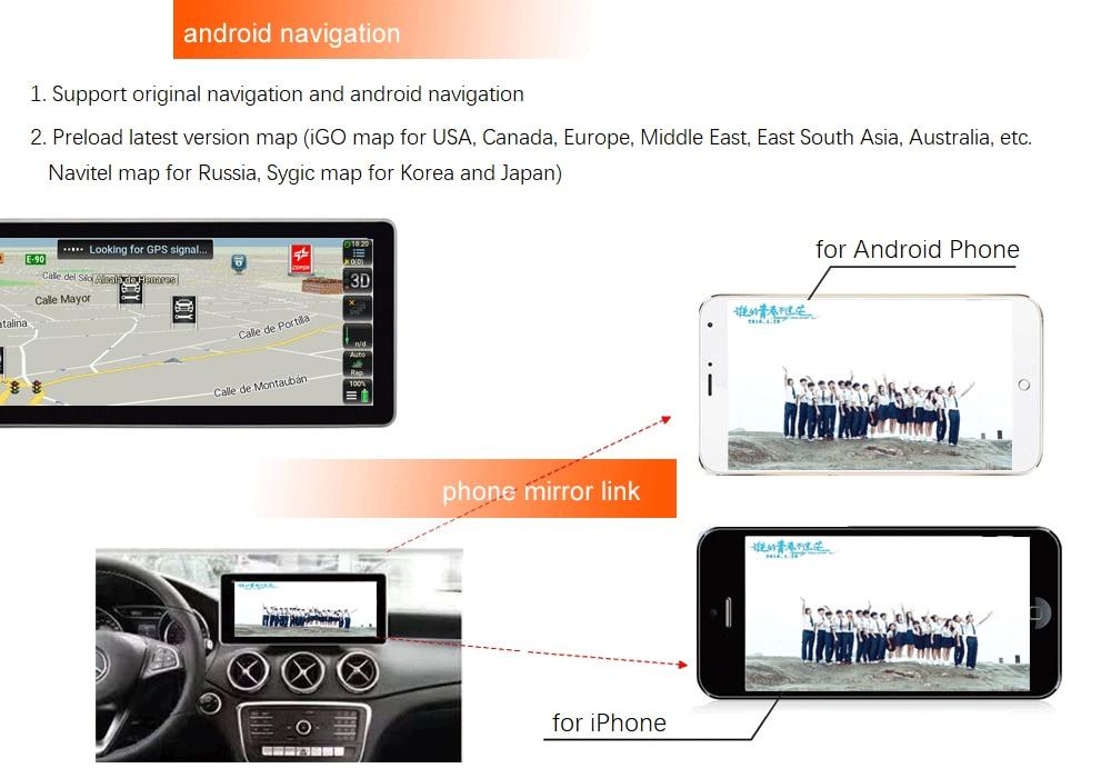 11-Mercedes-benz-a-class-w176-android-navigation -
