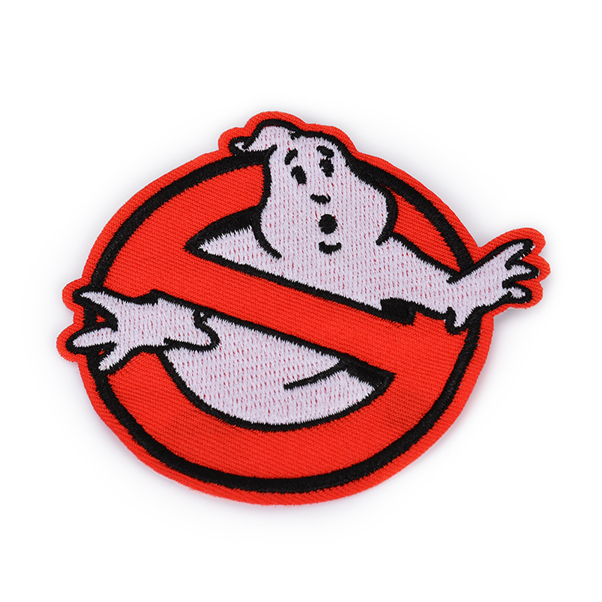 Embroidered GhostBUsters Cartoon  Iron-On //Sew On Patch//Badge//Logo