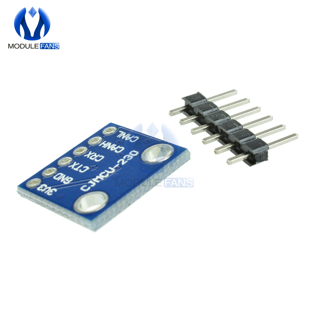 TD-ELECTRO 5PCS//LOT SN65HVD230 CAN Bus transceiver Communication Module