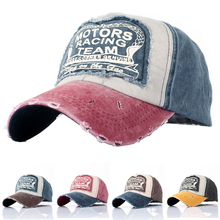 Cotton Cap Baseball-Cap Snapback Hip-Hop-Fitted-Cap Outdoor Winter Summer Casual Multicolor