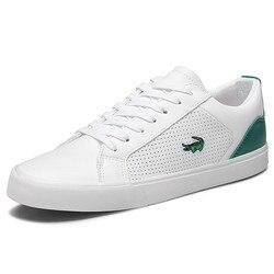 CARTELO/Новинка 2020 года; Повседневная обувь; Мужская кожаная обувь на плоской подошве; Низкие кроссовки на шнуровке; Tenis Masculino