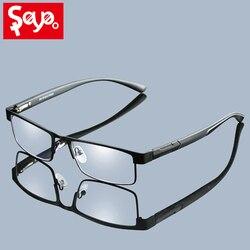 SAYLAYO титановые очки для чтения винтажные портативные пресбиопические очки лупа очки по назначению линзы для родителей