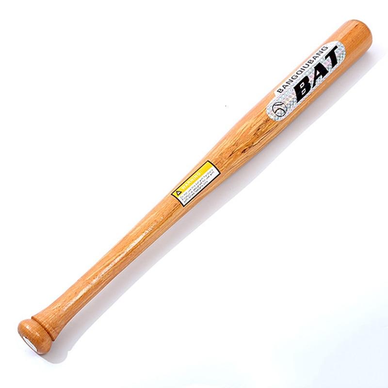 21-33Inch Wood Baseball Bat Professional Hardwood Baseball Stick Outdoor Sports Self-defense Weapon Bat Of The Bit Softball Bats