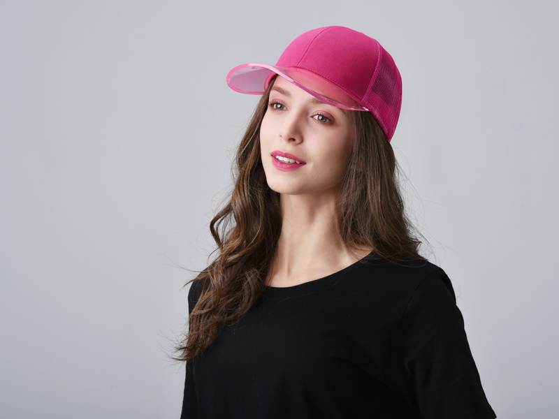 FURTALK czapka z daszkiem damska czapka typu Snapback damska czarna czapka hip-hopowa czapki Trucker różowa czapka bejsbolówka dla dziewczynek -