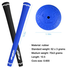 Driver-Grips Golf Club-Grip Rubber Standard Anti-Skid-Shock-Absorbing Wear-Resisting