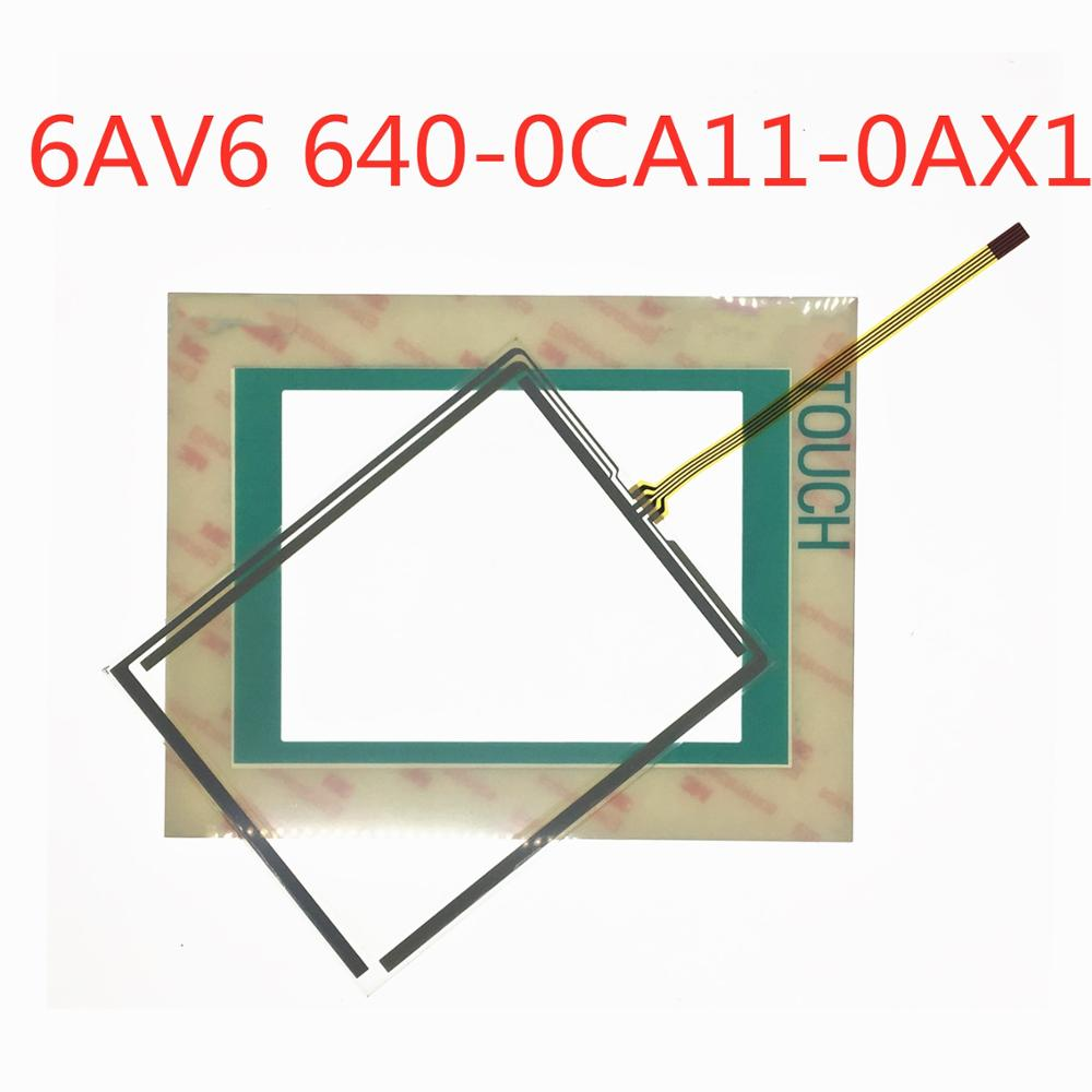 For TP177 6AV6640-0CA11-0AX1 6AV6 640-0CA11-0AX1 Touch panel screen+Protect flim
