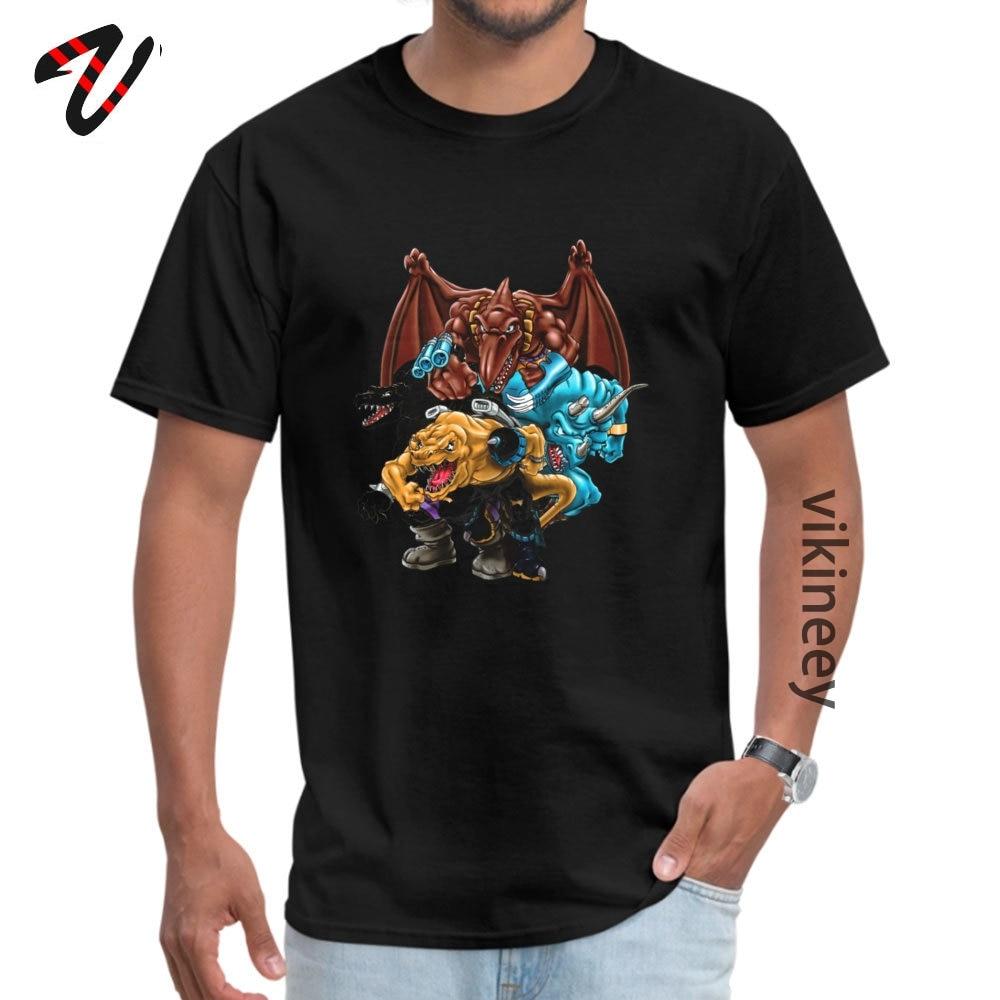 Family Tops T Shirt Latest Short Sleeve Man T Shirt TpicOriginaltitle Custom Lovers Day Sweatshirts Crew Neck Extreme Dinosaurs Group 11067 black