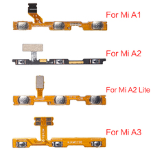 Replacement-Parts Power-Switch Volume-Button Flex-Cable Lite Xiaomi for A1 A2 A3 1pcs