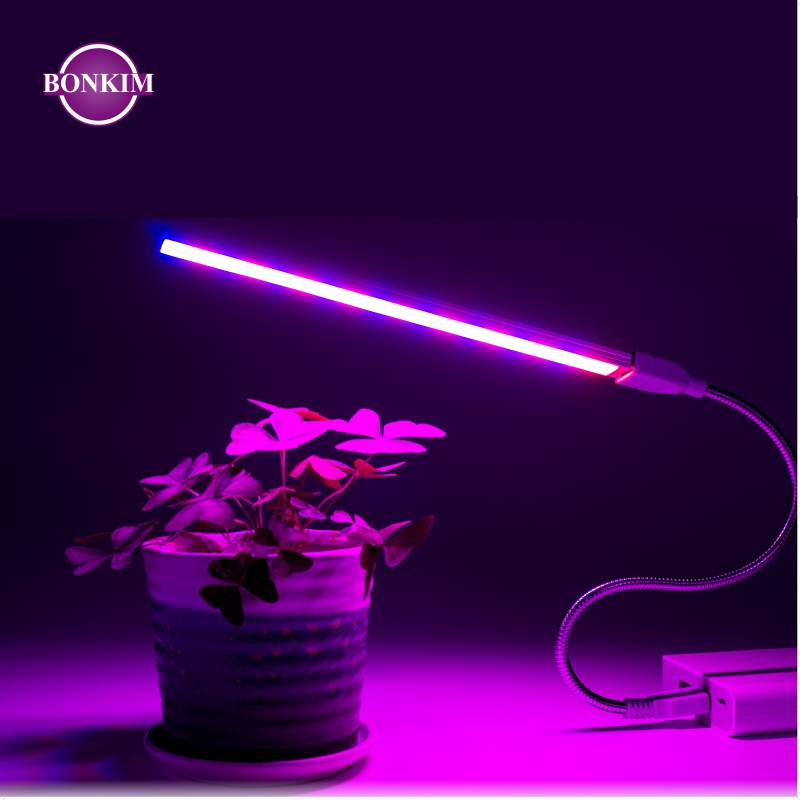 USB LED Grow Light Full Spectrum 3W 5W DC 5V Fitolampy For Greenhouse Vegetable Seedling Plant Lighting IR UV Growing Phyto Lamp