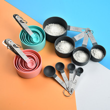 Coffee-Measuring-Spoon Cooking-Accessories Stainless-Steel Kitchen New Tea Durable 4pcs/Set
