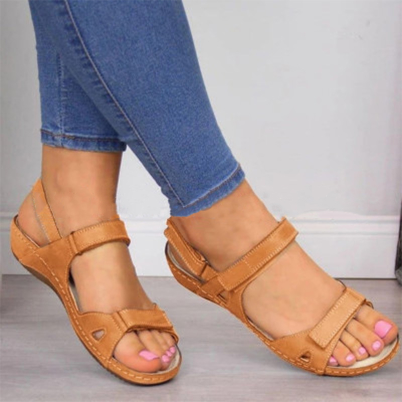 Woman-2020-Summer-Leather-Vintage-Sandals-Buckle-Casual-Sewing-Women-Retro-Sandalias-Female-Lady-Platform-Shoes (3)