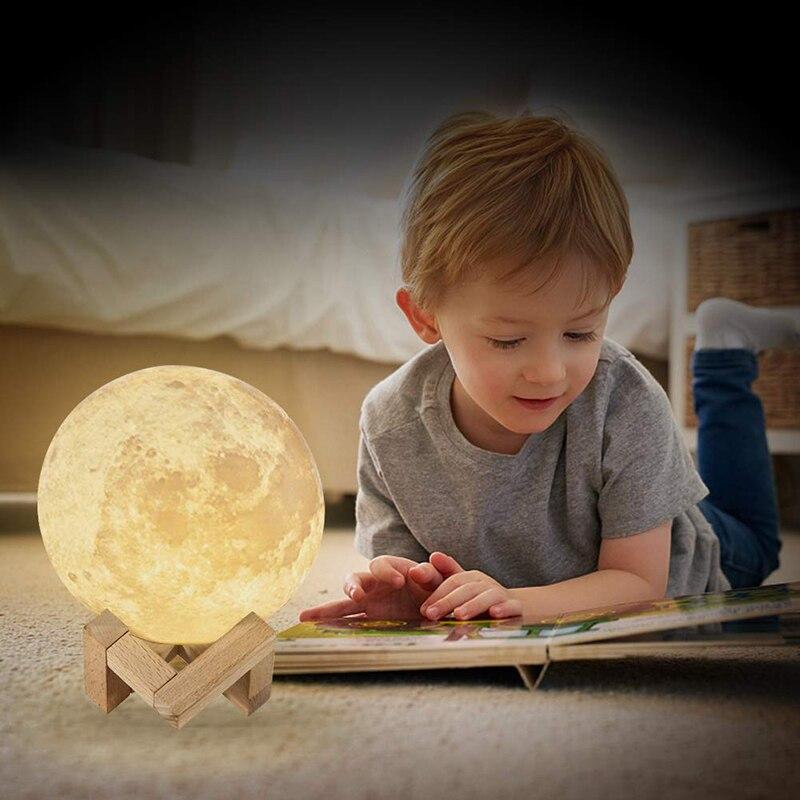 Lampe Lune enfant