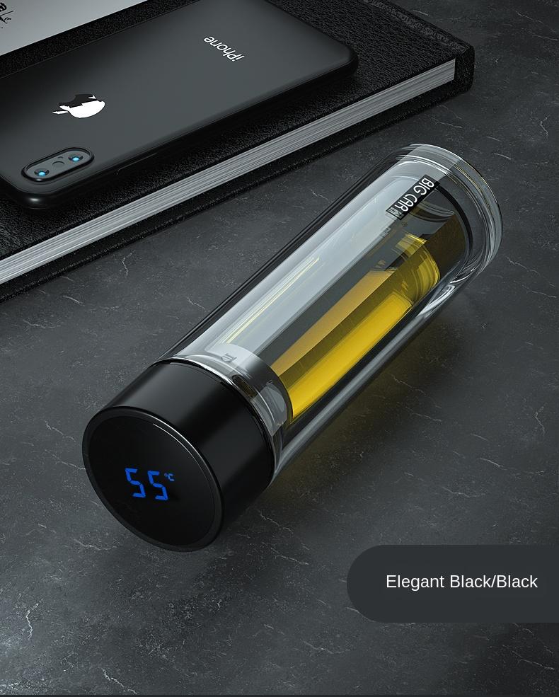 Thermos Intelligent Verre avec thermostat pas cher | oko-oko