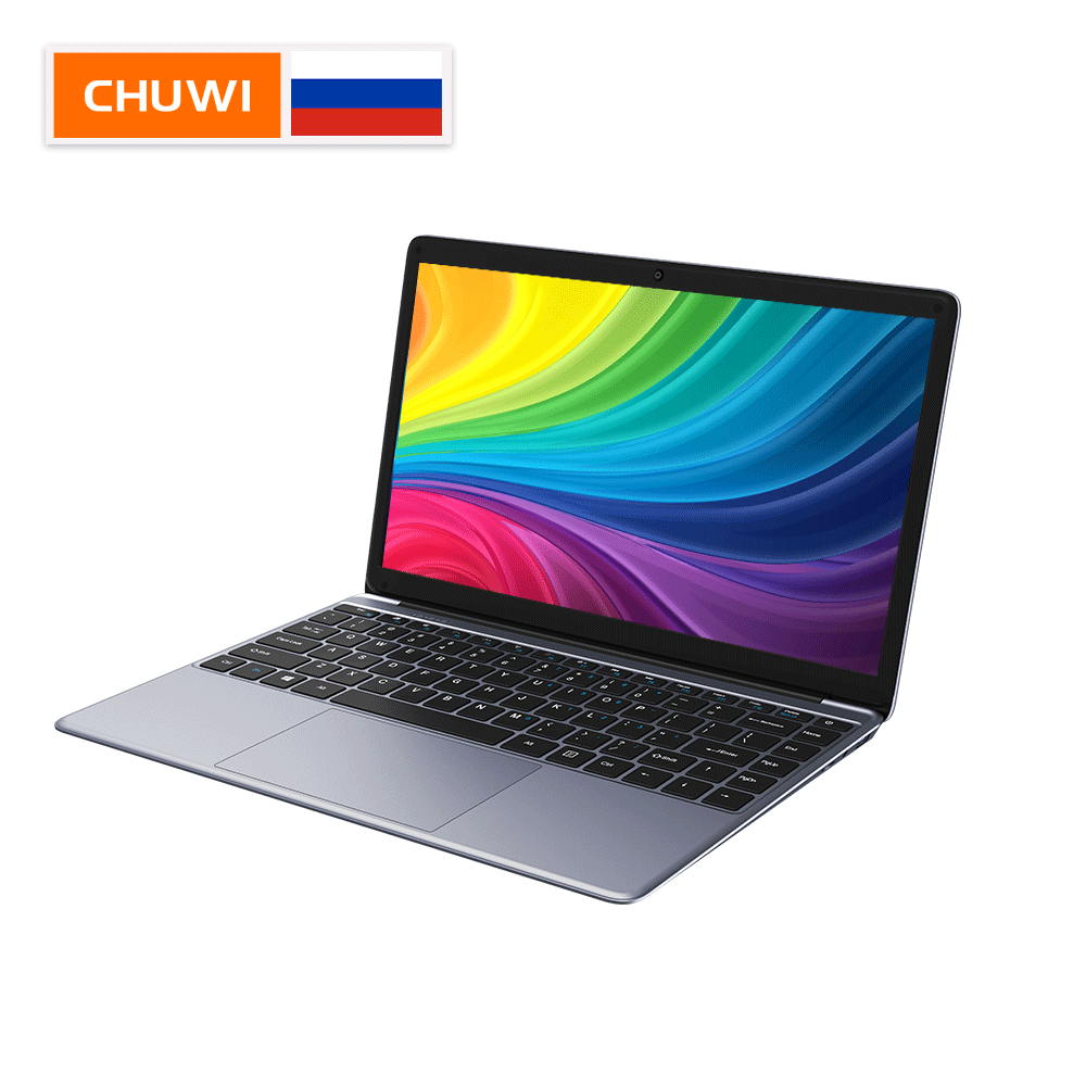 CHUWI Ssd Laptop Gemini-Lake Intel Dual-Core N4000 Herobook Pro Original 8GB 10 256GB title=