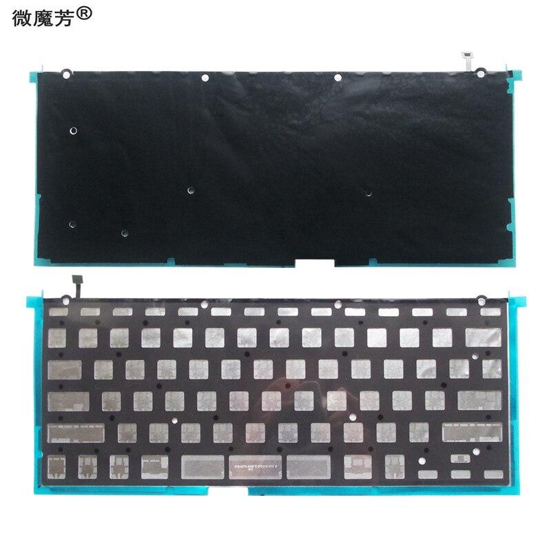 Keyboard for Apple MacBook Pro A1286 2009 2010 2011 2012 US English Backlit