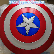 Decoration Prop Movie-Avengers Cosplay Party Halloween Full-Shield 3-Captain-America-Shield